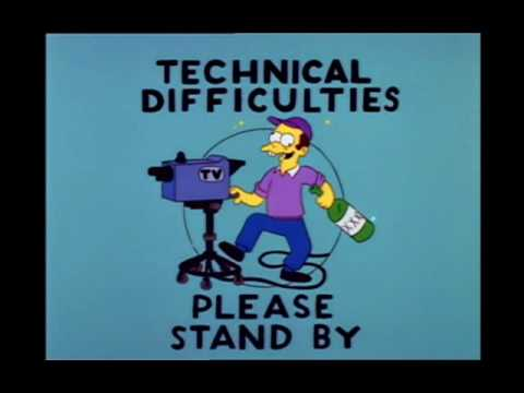 tech-difficulties