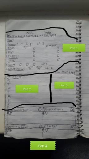 taskbook format