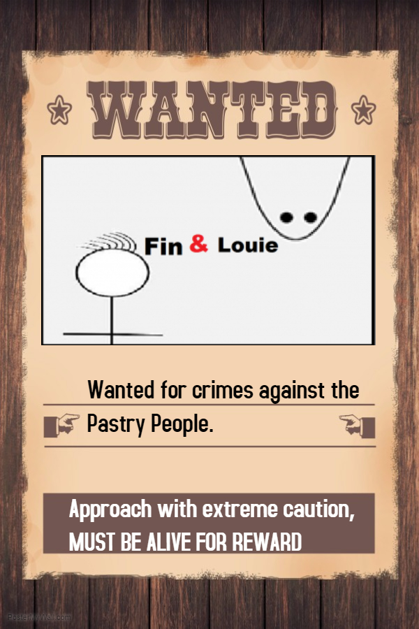 Copy of Wanted Western Themed Party Invitation Flyer Template