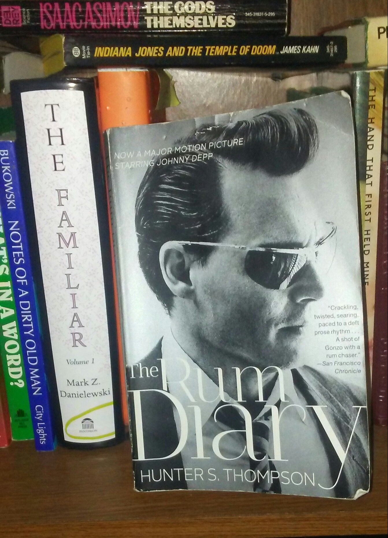 The Rum Diary by Hunter S. Thompson (Book Rev)