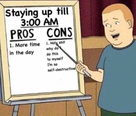 bobby hill insomia meme