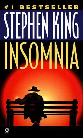 Insomnia by Stephen King (first Impressions)