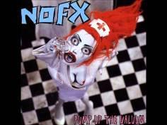 nofx pump up the valuum