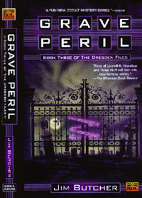 Grave Peril by Jim Butcher (Flash Impression)