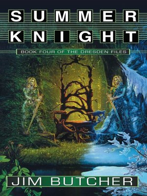 Flash Impressions: Summer Knight (Dresden Files)