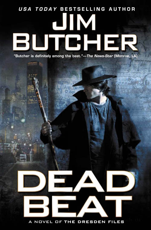 Dead Beat by Jim Butcher (Flash Impressions)
