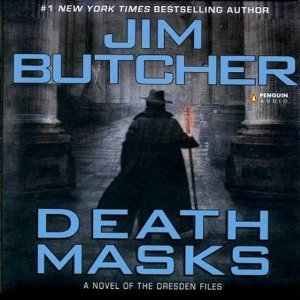 Flash Impressions: Death Masks (book 5 of the Dresden Files)