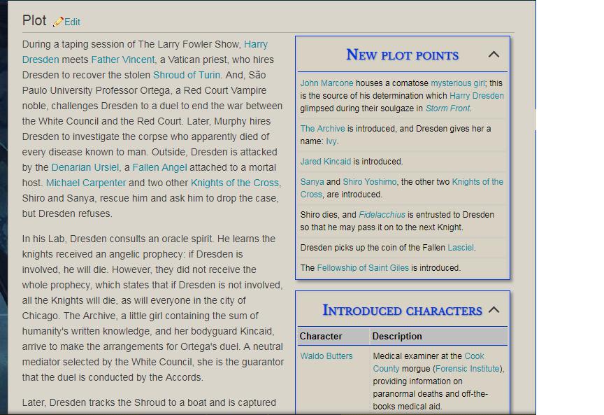 dresden wikia