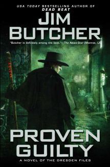 Proven Guilty by Jim Butcher (Flash Impression)