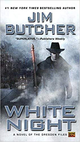White Night by Jim Butcher (Flash Impression)